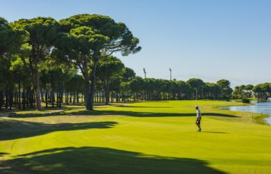 Gloria New Golf Course - Golf packages in Turkey